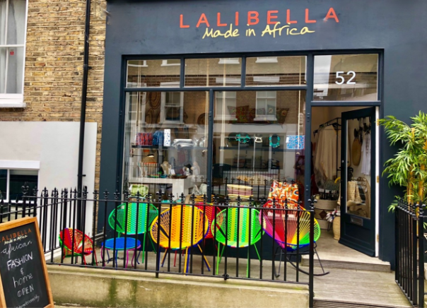 Lalibella Made in Africa 52 Lonsdale Road