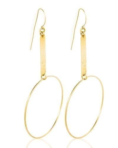 Leia Loop Earring